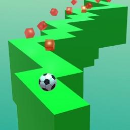 Soccer Ball Roll