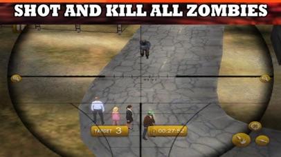 Last Heros Sniper Zombie screenshot 3