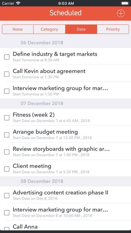 GTD Office: Tasks & Calendar screenshot-0