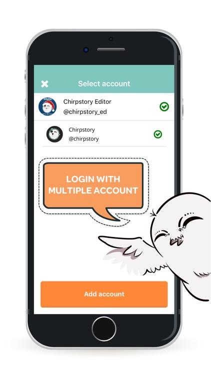 Chirpstory screenshot-4