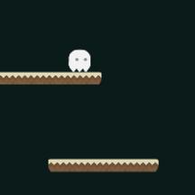幽灵下降逃生 - 惊险刺激的冒险小游戏