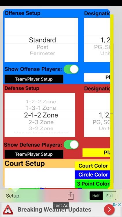Basketball Playmaker