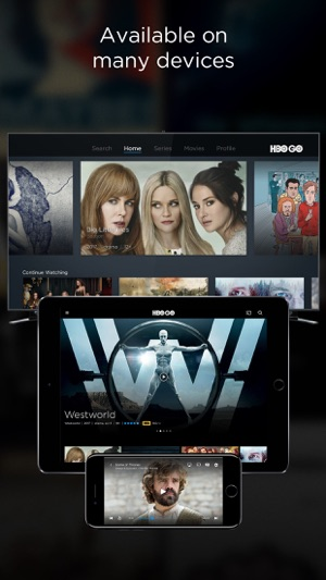 HBO NOW is only supported in the U.S. and certain U.S. territories.