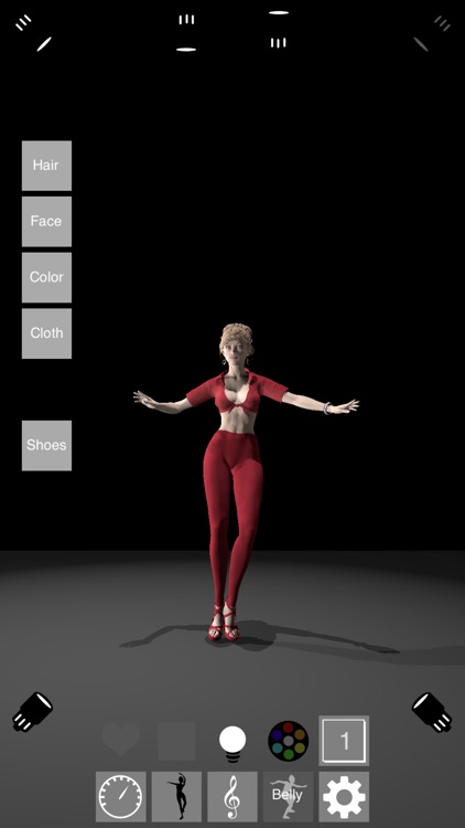 Pocket Dance screenshot-0