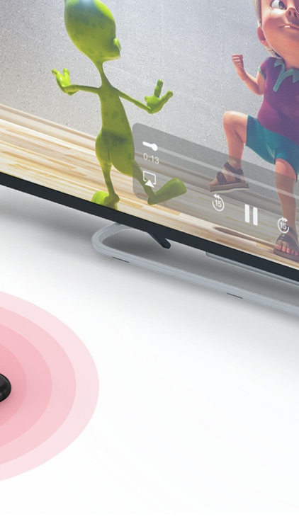 Mirror for Samsung TV