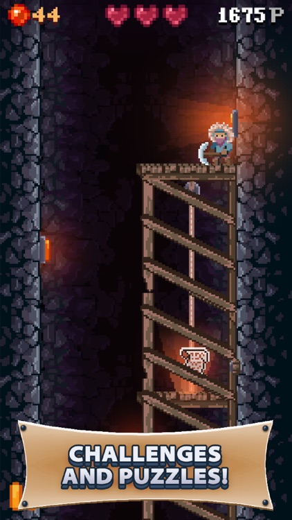 Cavefall: Endless Adventure