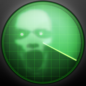 Ghost Detector Radar with Camera Entertainment app