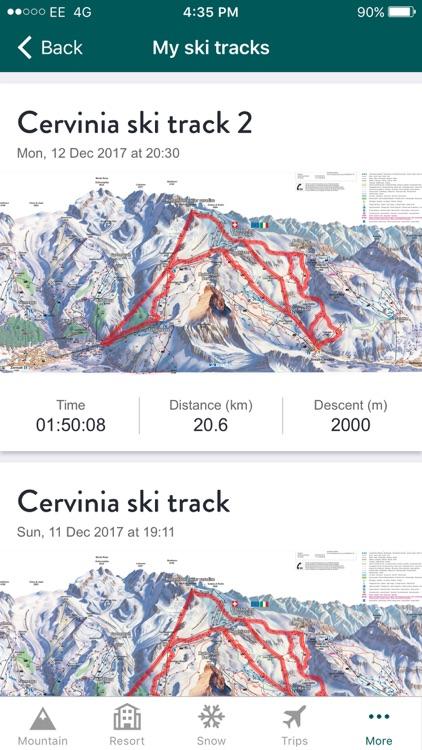 Crystal Ski Explorer screenshot-3
