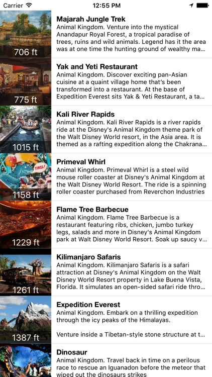 VR Guide: Orlando Theme Parks screenshot-0