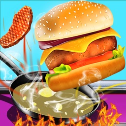 Hamburgers Maker - Food Maker Sweet Cooking Games