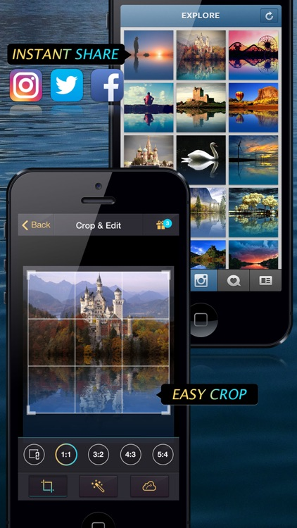 Reflection Pro - Water Photo screenshot-3