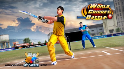 Image of World Cricket Battle for iPhone