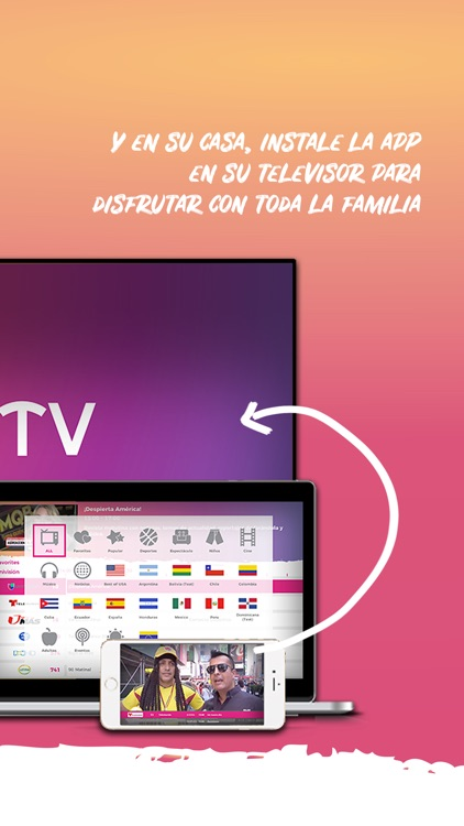 GVAX TV Air - 100% Latino screenshot-3