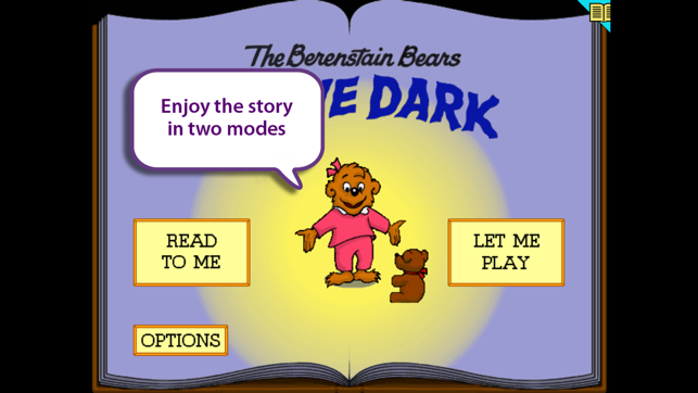 ‎In The Dark, Berenstain Bears Screenshot