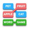 MochiBits, LLC - Word to Word: Fun Brain Games artwork