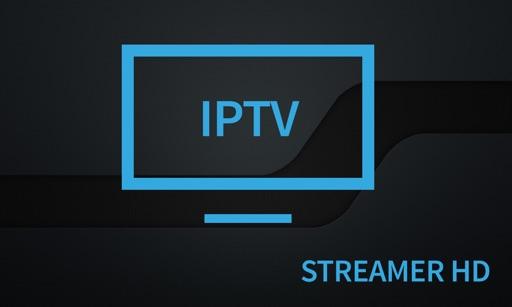 IPTV Streamer HD icon