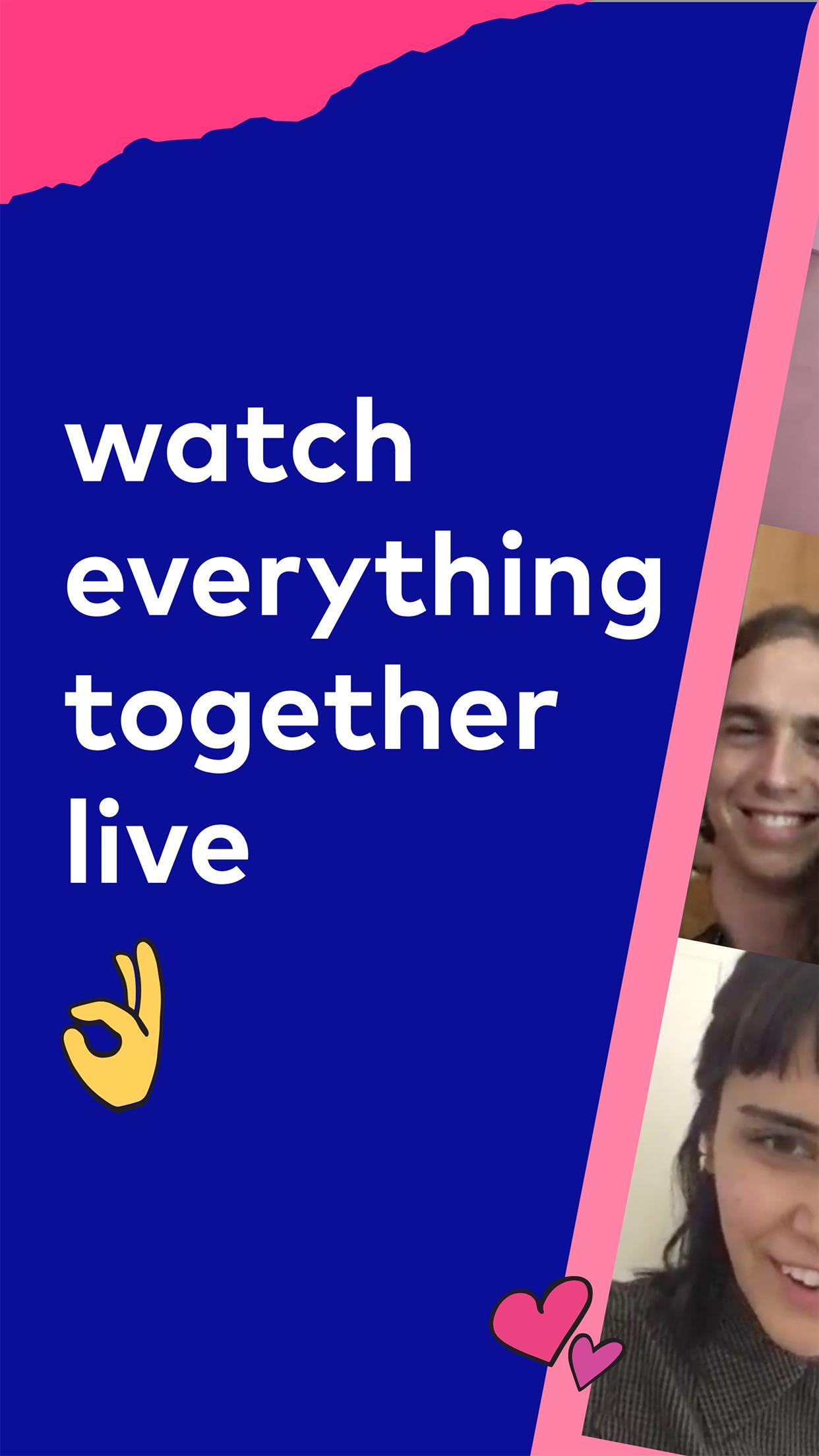 Airtime: Hang out watch videos Screenshot