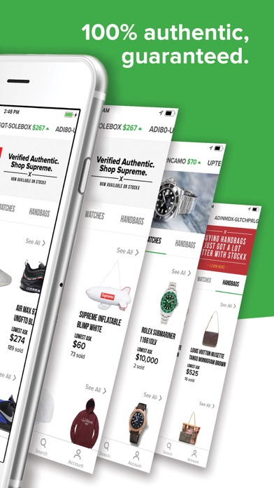 download StockX - Buy & Sell Authentic apps 1