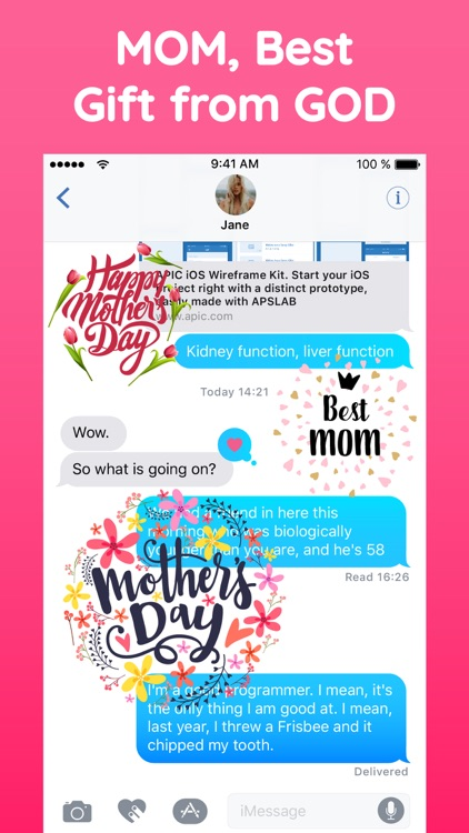 Best Mom Ever - Mother's Day screenshot-3