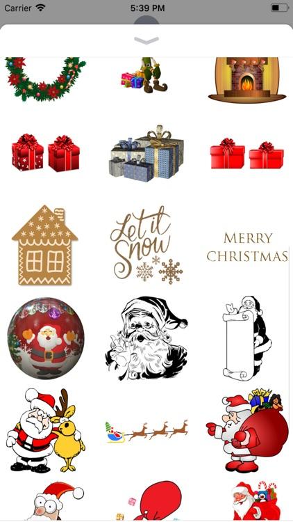 Christmas Stickers - Sid Y