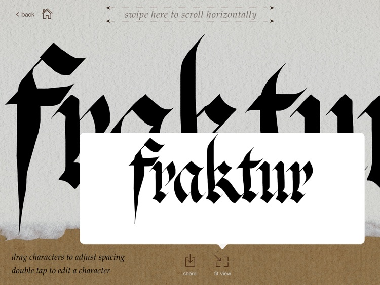 Calligraphy Practice screenshot-3