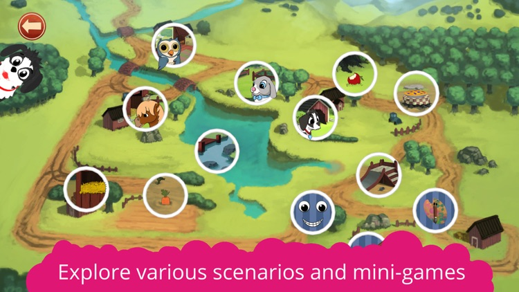 Peppy Pals Farm: Social Skills screenshot-4