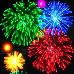Real Fireworks Visualizer