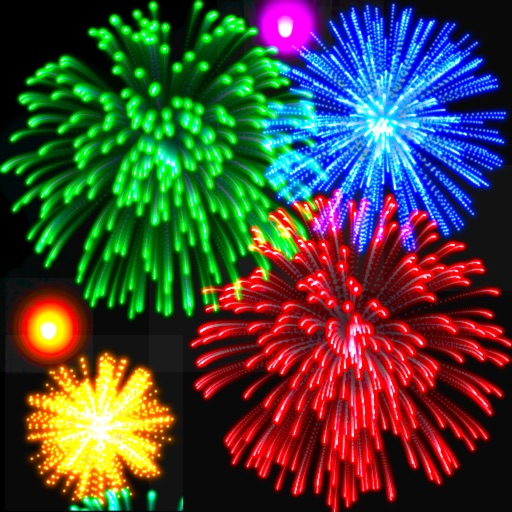 Real Fireworks Visualizer