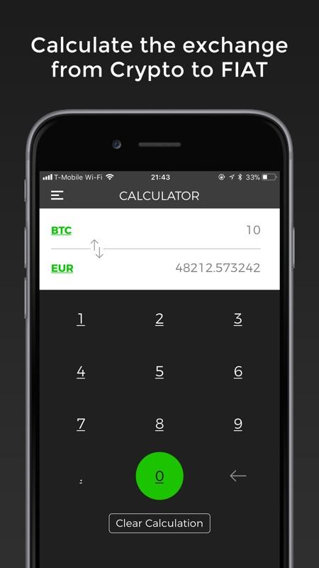 cryptocurrency price alerts app tidex