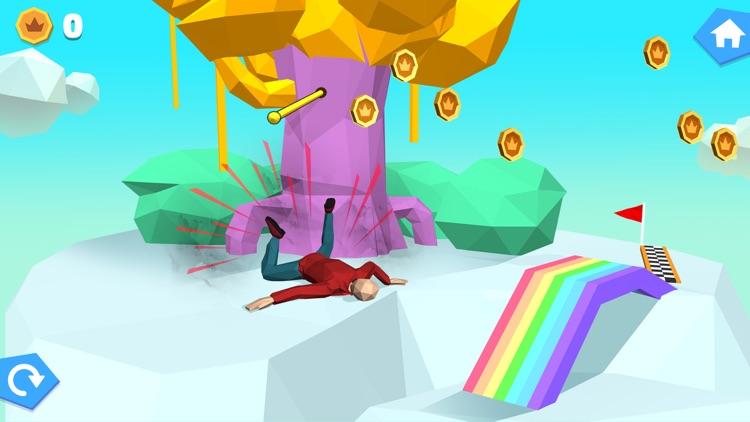 Flippy Gymnast