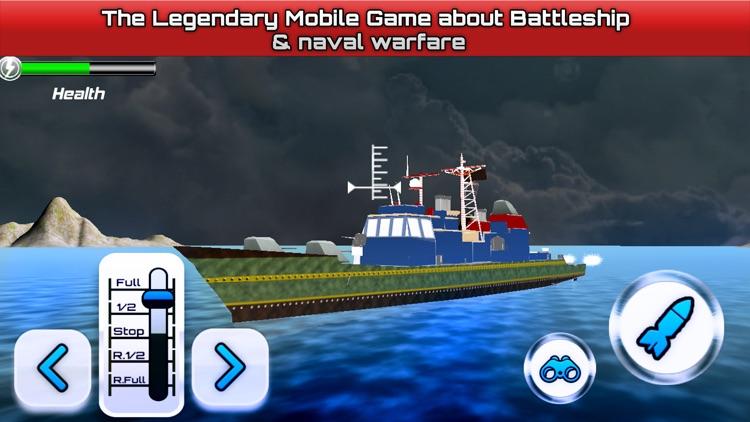 Warship Battle-Sea Warfare