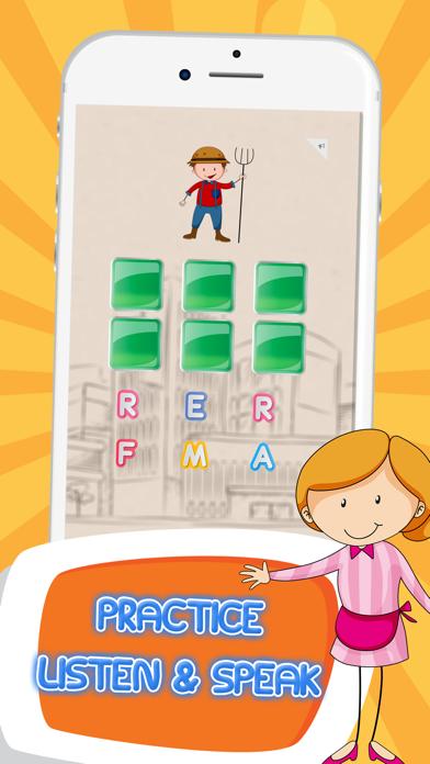 Genius Word Puzzle - Search vocabulary book screenshot three