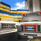 City Ambulance Driving Game 2017: Emergency Racing icon