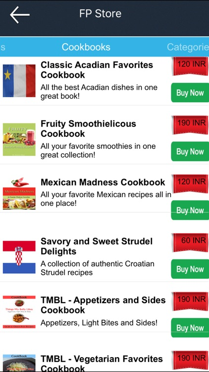 FoodPlanner App screenshot-2