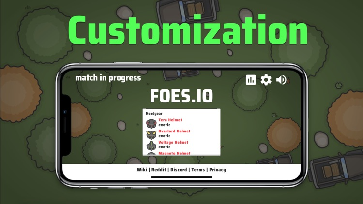 Foes.io screenshot-3