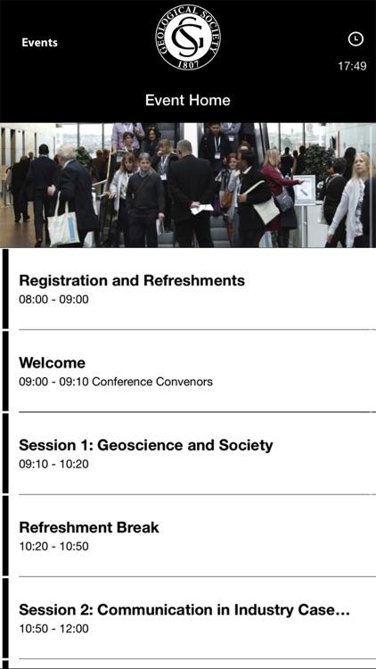 Petroleum Group Conference screenshot-3