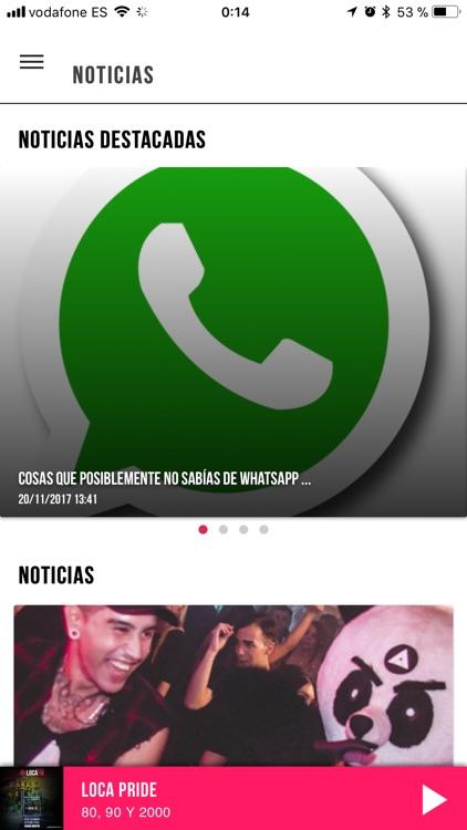 Loca FM screenshot-4
