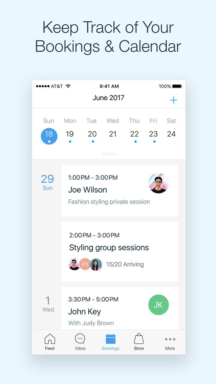 Wix Screenshot