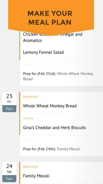 Plan to Eat - Meal Planner screenshot-3