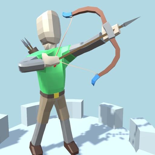 Лучник-лучник 3D - Король Стрельбы Из Лука