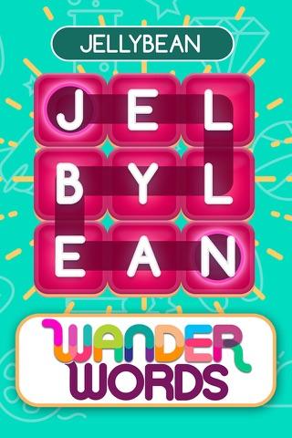 Wander Words Mobile - náhled