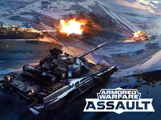 Armored Warfare: Assault Screenshots