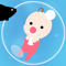 App Icon for Fish Save the Baby App in United States App Store