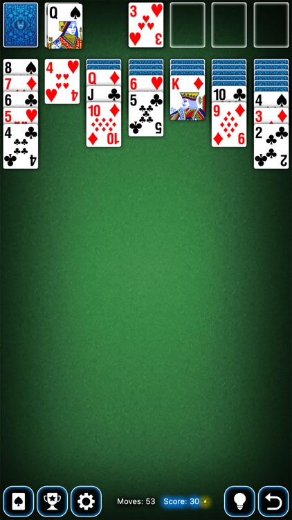 Solitaire Gold by Blue Bulldog screenshot-3