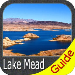 Lake Mead map GPS offline fishing charts Navigator