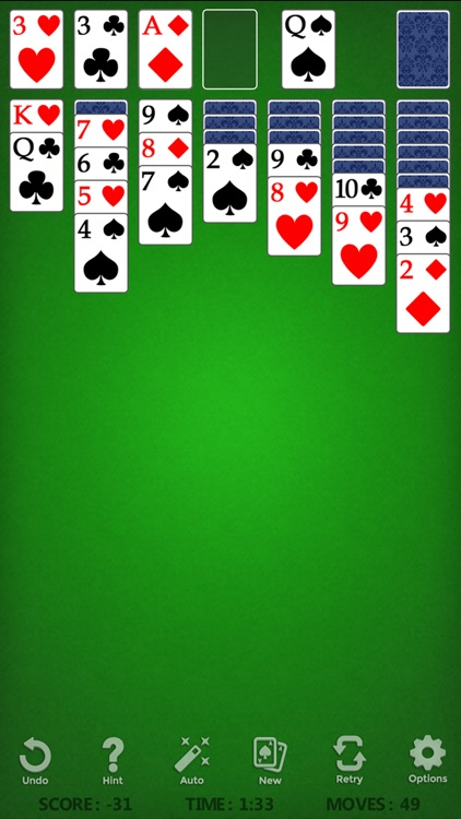 Solitaire Classic ◆ screenshot-0
