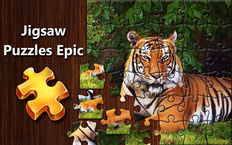 Jigsaw Puzzle Epic Screenshot