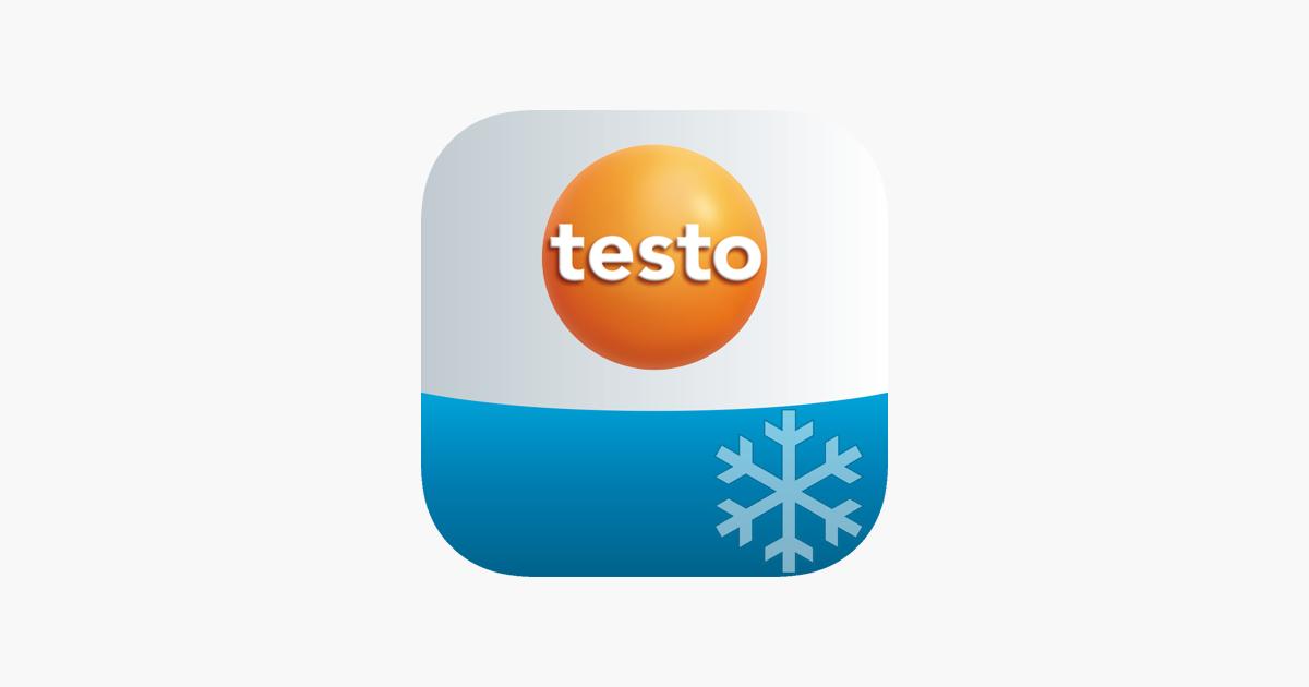 testo Refrigeration on the App Store