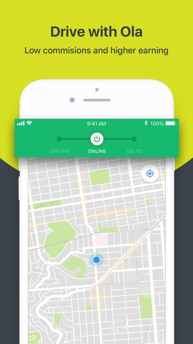 Download Ola Driver for Pc