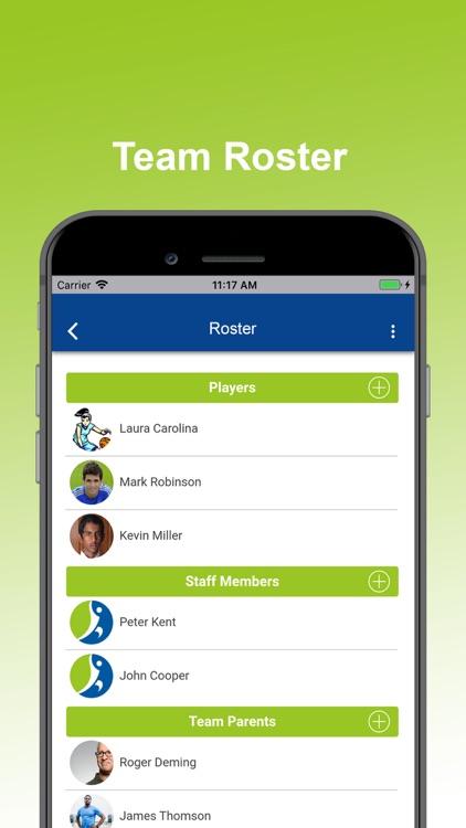 SportsPlus - Manage Sports screenshot-3